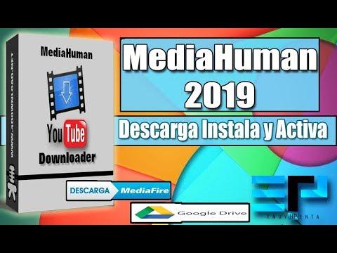 Descargar y Usar MediaHuman YouTube Downloader 2019