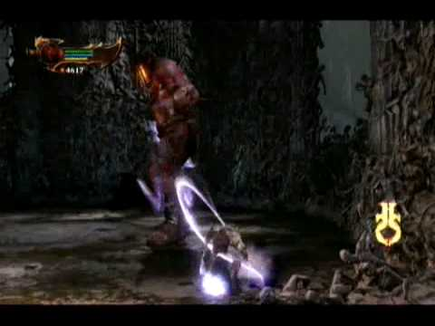god of war 3 - bug Fight Hades with hades's Claws