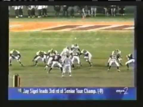 Larry Shannon ECU Highlights