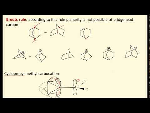 SIR ,Ortho effect Bredts rule,Dancing resonance