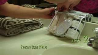 Sea Clay Body Wrap Slimming System