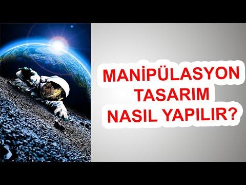 Manipülasyon Tasarım Nasıl Yapılır? #Photoshop #Astronot #PhotoshopTutorial thumbnail