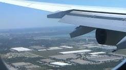 Lufthansa Frankfurt to DFW(Dallas Fort Worth)
