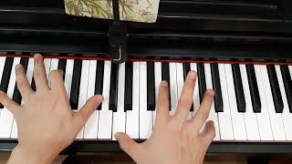 Hướng dẫn RIVER FLOWS IN YOU Piano easy [Piano tutorial River Flows In You]
