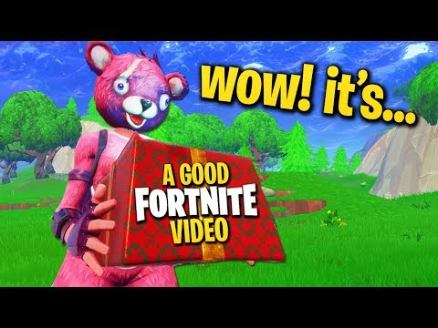 THE BEST FORTNITE VIDEO OF 2018 Mp3