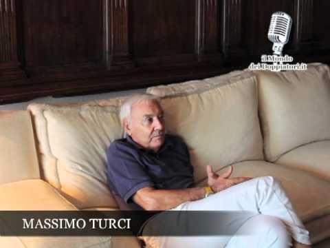 Intervista a MASSIMO TURCI (2011) | enciclopediadeldoppiaggio.it