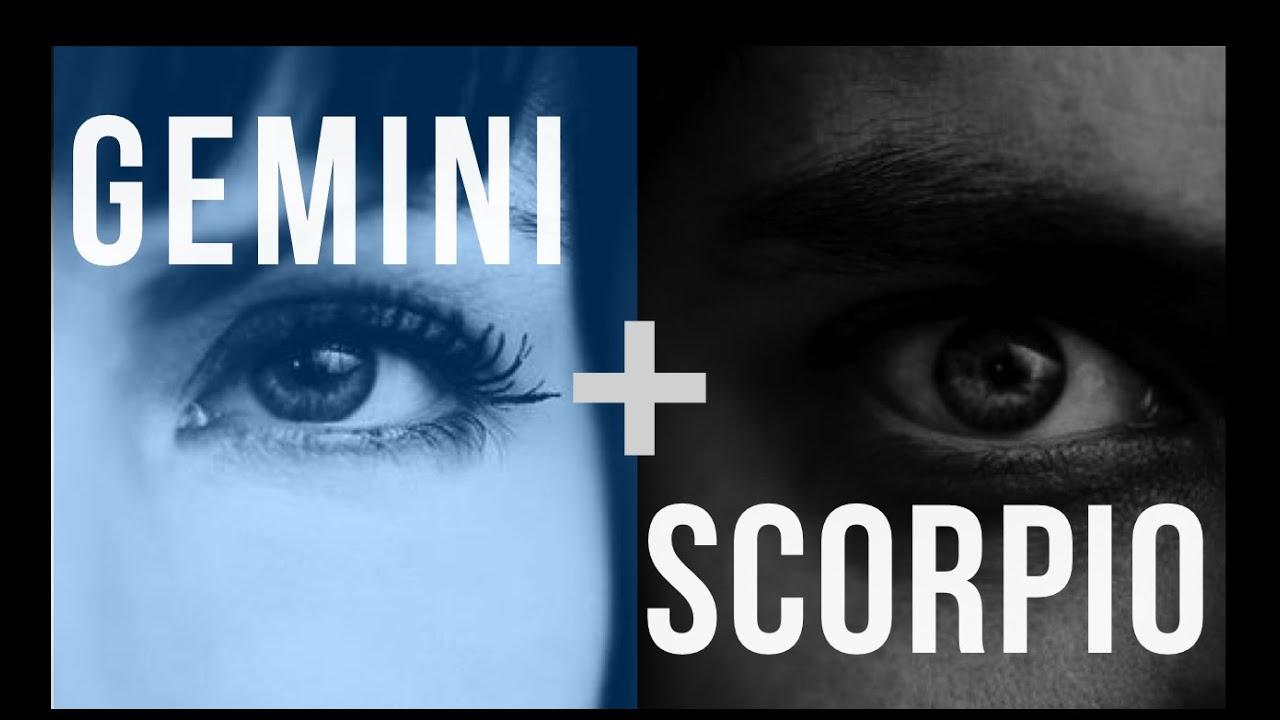 Gemini & Scorpio: Love Compatibility