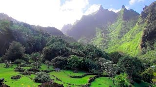 リマフリ・ガーデン  を ぶら~り散歩 : Limahuli Garden.Kauai / ぶらり旅ハワイ