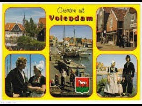 Volendam,the Netherlands