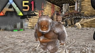 ARK: SURVIVAL EVOLVED E51 - Baby Gigantopithecus! The miracle of birth | Docm77 [1080p]