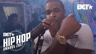A$AP Ferg BET Hip Hop Awards 2017 Instabooth Freestyle