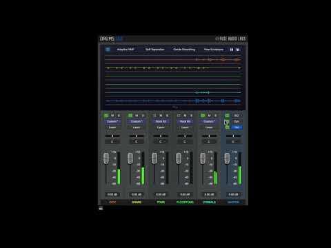 DrumsSSX Tutorial