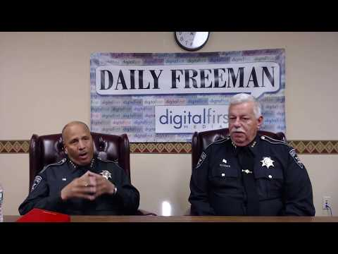 Live interview with Ulster County Sheriff