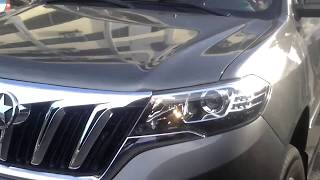 Ministry of trade and industry newly purchased kantanka onantefo suv 4x4
