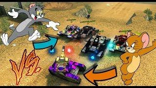 Tanki Onlie - Tom & Jerry's Rush - HnH Clan Event #3 - ТАНКИ ОНЛАЙН!
