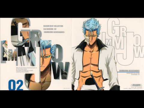 Bleach Beat Collection Grimmjow Jaegerjaques-Six Feelings