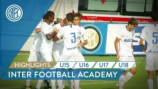 HIGHLIGHTS | EVERY GOAL FROM INTER YOUTH SECTOR! | Inter Football Academy