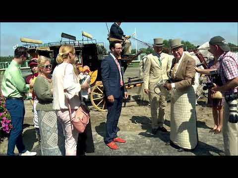 video thumbnail for MONMOUTH PARK 8-17-19 RACE 5 – THE MONMOUTH OAKS