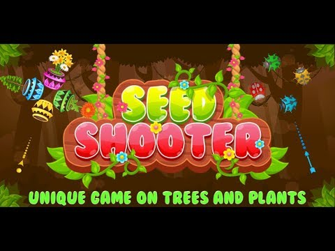 Seed Shooter - Learn by Growing Trees&Plants