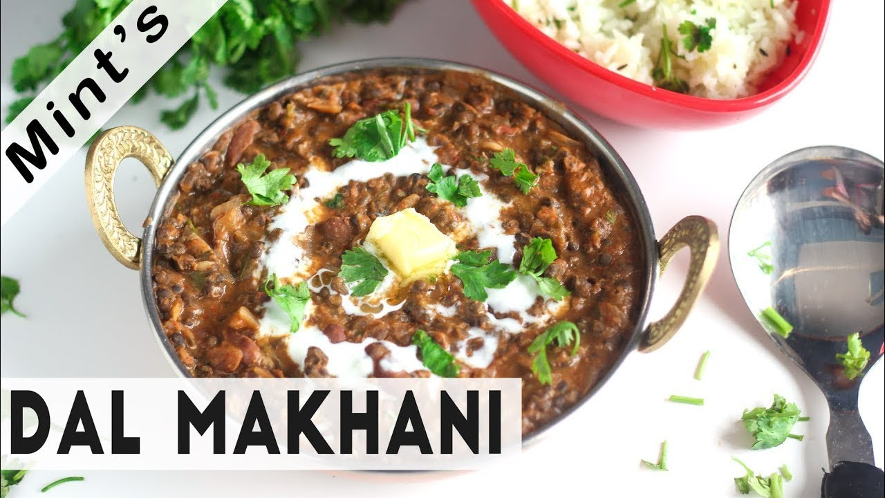 how to make dal makhani youtube