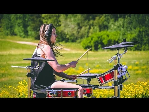 Lily - Alan Walker Ft. K-391 - Drum Film Cover | TheKays