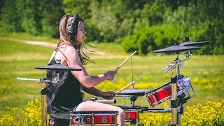 Lily - Alan Walker ft. K-391 - Drum Film Cover | TheKays