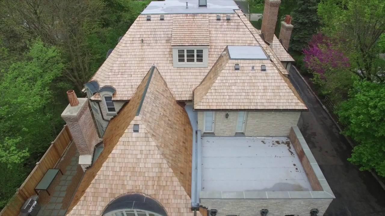 Cedar Heavy Premium By Cedar Roofing Company In Lake Forest