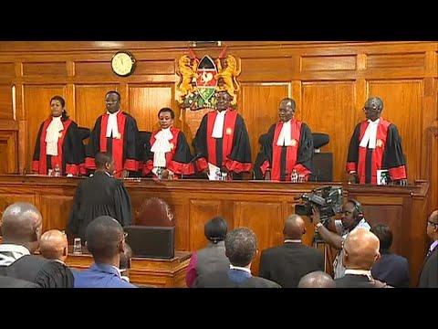 Présidentielle au Kenya : la Cour Suprême invalide le scrutin