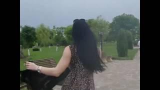 В Чечне. Парк