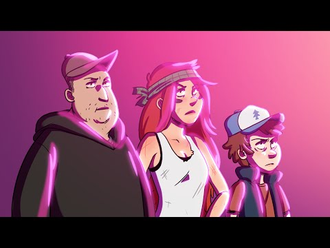 What (Probably) Happens In Gravity Falls - FULL SERIES - PopeLickVA streaming vf