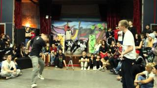 Stylez day vol.6 CheX vs Hazipov hip-hop