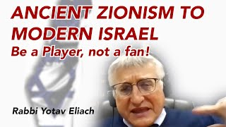 Ancient Zionism and Modern Israel