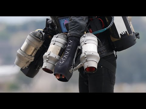 image for Check Out This New Anti-Gravity Jet Suit!