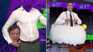 Weathermen Lose Their Heads in Halloween Prank Forecasts thumbnail