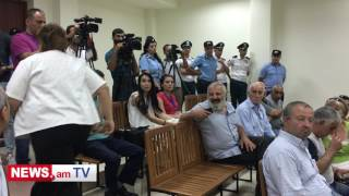 Ժիրայր Սեֆիլյանի գործով պաշտպանը դատավորին ներկայացրեց իր նկատմամբ կատարված անօրինականության մասին