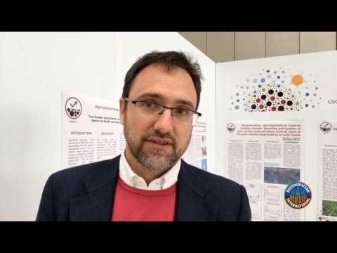 Interview with Dr. Lorenzo D'avino (Italian Council for Agriculture and Economics) at #GSOC17