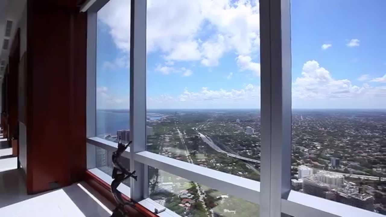 REELESTATES COM | Four Seasons Penthouse #4BCD Miami, Florida
