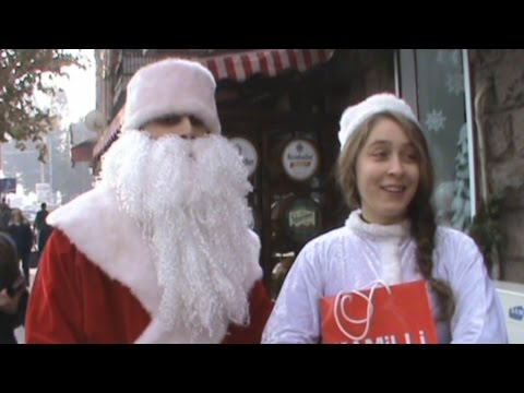 Ереван в канун Нового года