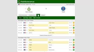 Прогноз на матч Сент Этьен ПСЖ 6 января