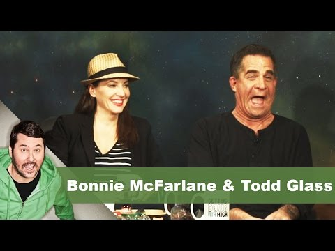 Bonnie McFarlane & Todd Glass  Getting Doug with High