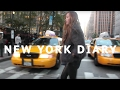 Song of Style's New York Diary - Vlog#1 | Aimee Song