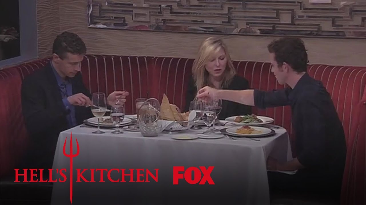 The Vips Call Their Appetizers Mediocre Season 14 Ep 13 Hell S Kitchen