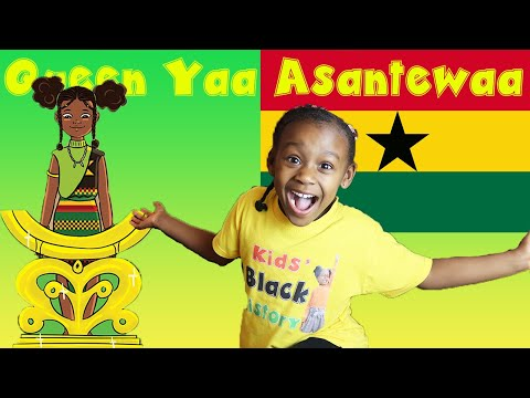 Yaa Asantewaa   Kids Black History