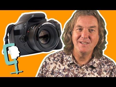 How Do Digital Cameras Work James May Qa Head Squeeze