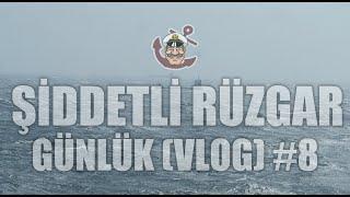 Şiddetli Rüzgar - Akdeniz Havası Çarptı! VLOG #8