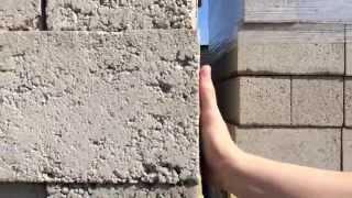 видео Бетонные блоки в Уфе