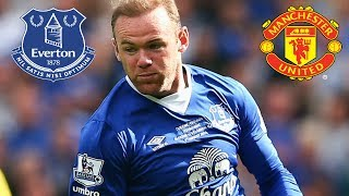 Wayne Rooney to Everton | Welcome Home | Amazing Goals, Skills & Assists