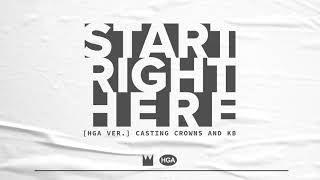 Play Start Right Here (HGA Version)