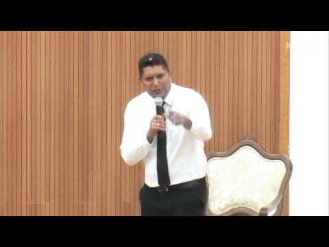 #ICDVTV: Culto em busca da cura, com Pr. Marcos Antônio