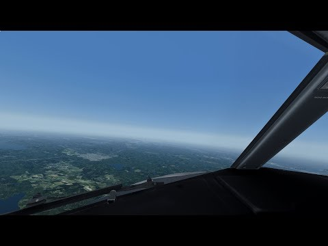 [P3D v4.2] Full IVAO flight, busy arrival! ESGG-ESSA